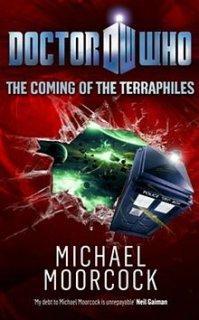 Recension - The Coming of the Terraphiles av Michael Moorcock (Doctor Who)